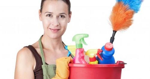 """30 dakikada evinizi """"temizmiş"""" gibi gösterin!"""