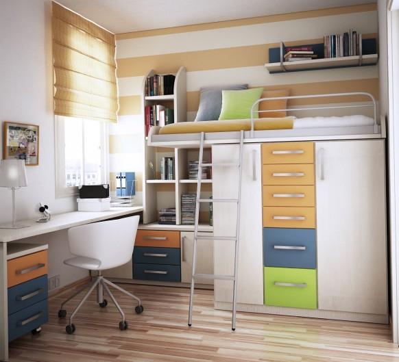Çocuk ve Genç Odası 2 – Küçük Odalar