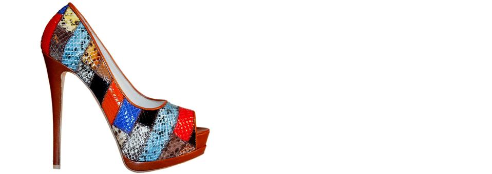 Elle 2012 İlkbahar – Yaz Ayakkabı Modelleri