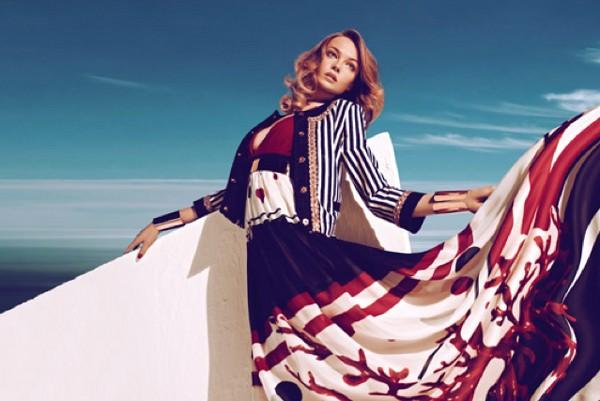 Gizia 2012 İlkbahar-Yaz Elbise Modelleri