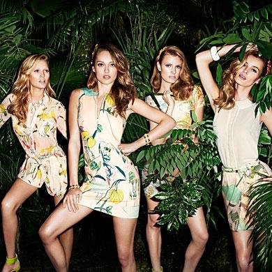 H&M 2012 İlkbahar Yaz Koleksiyonu