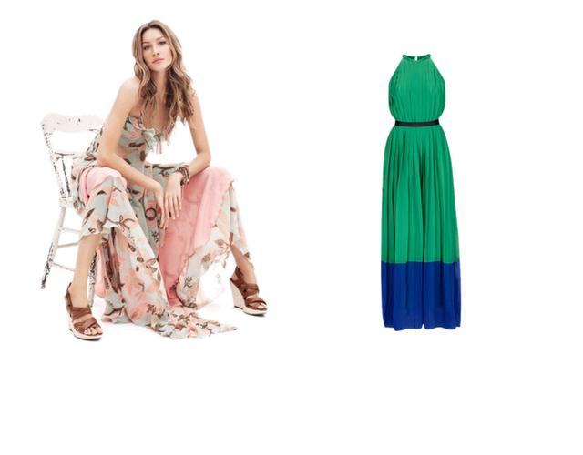 2012 Maxi Elbise Modelleri