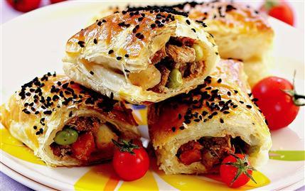 Börek Tarifleri-Pratik Talaş Böreği Tarifi