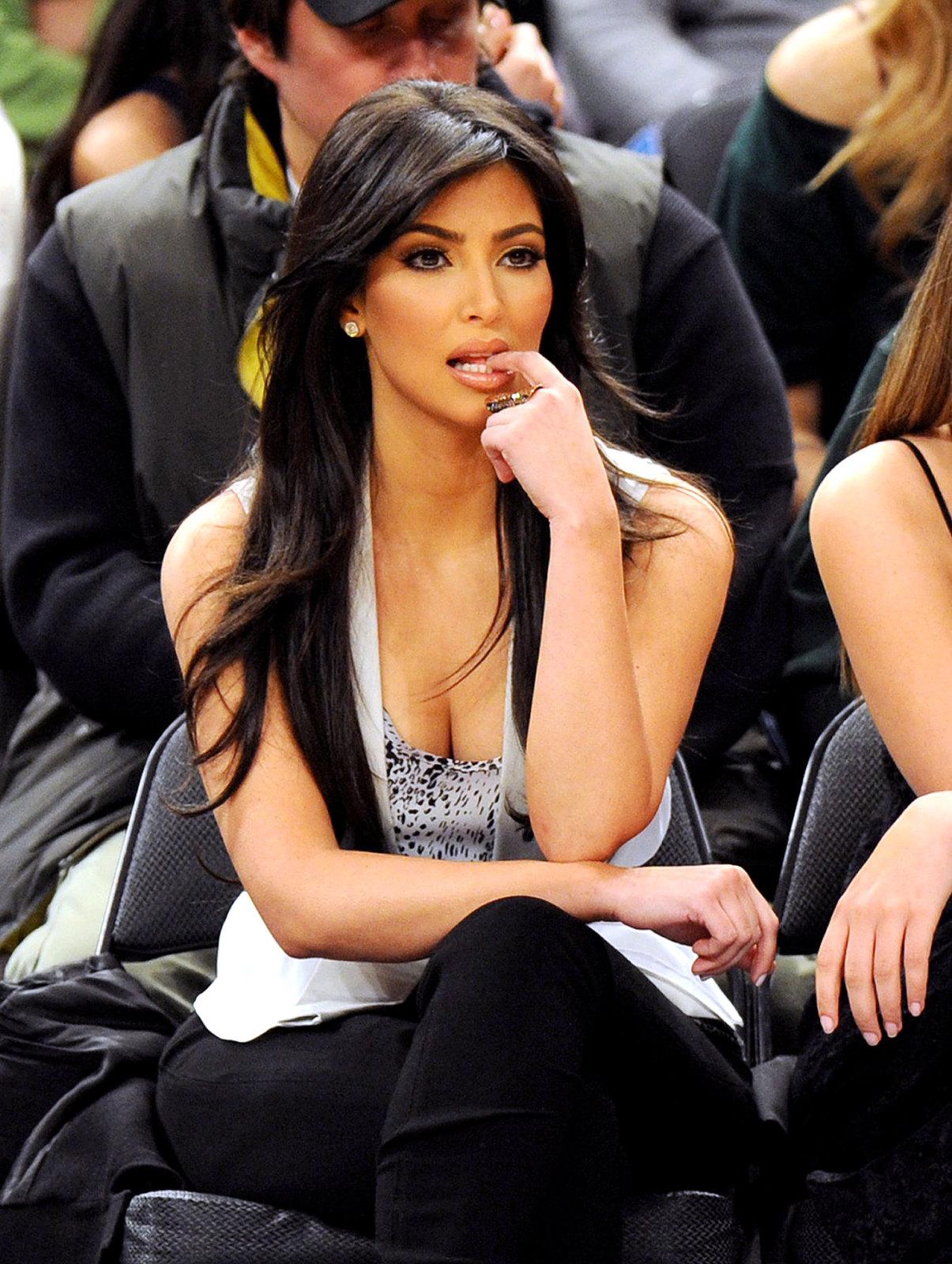 Kim Kardashian Stili