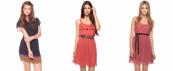 İlkbahar-Yaz Elbise Modelleri