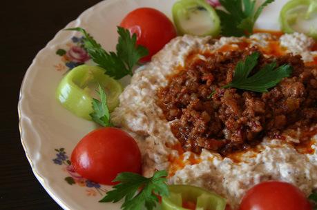 Patlıcan Yemekleri-Alinazik Tarifi