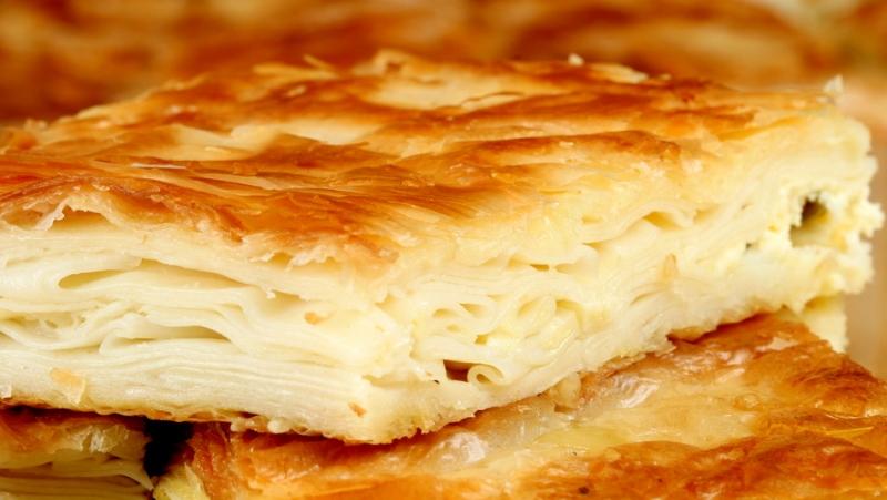 Börek Tarifleri-Peynirli Su Böreği Tarifi
