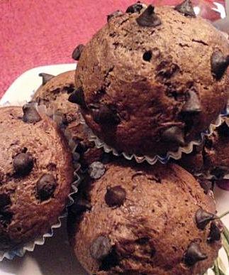 Kek Tarifleri-Çikolatalı Muffin Tarifi