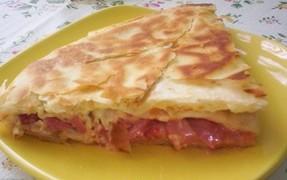 Pratik İkramlıklar-Tava Böreği Tarifi