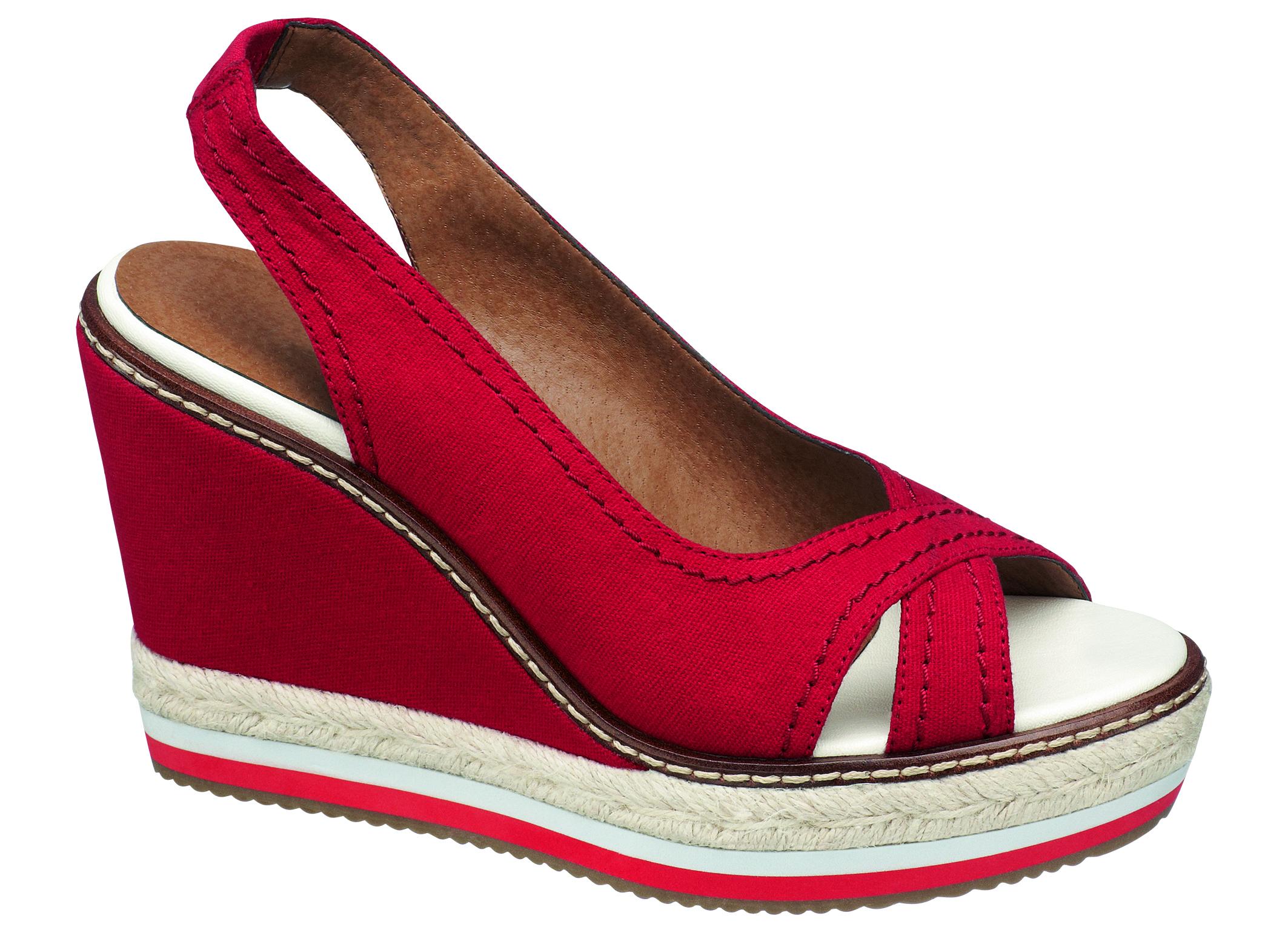 Deichmann Dolgu Topuk Ayakkabı Modelleri