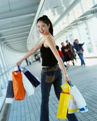 Shopping Fest'te Elle Rüzgârı