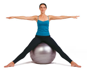 Pilates Topu Nasıl Alınır?