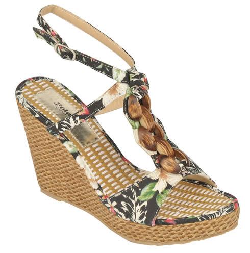 Polaris 2012 Dolgu Topuk Ayakkabı Koleksiyonu