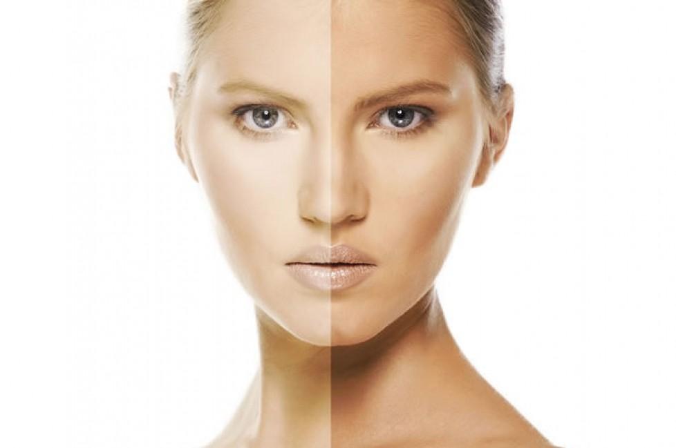 Как сделать так чтобы кожа была чувствительной