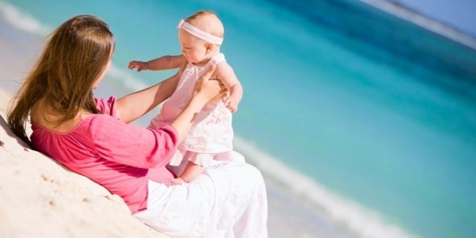Bebeğinizle Tatile Çıkarken Dikkat!