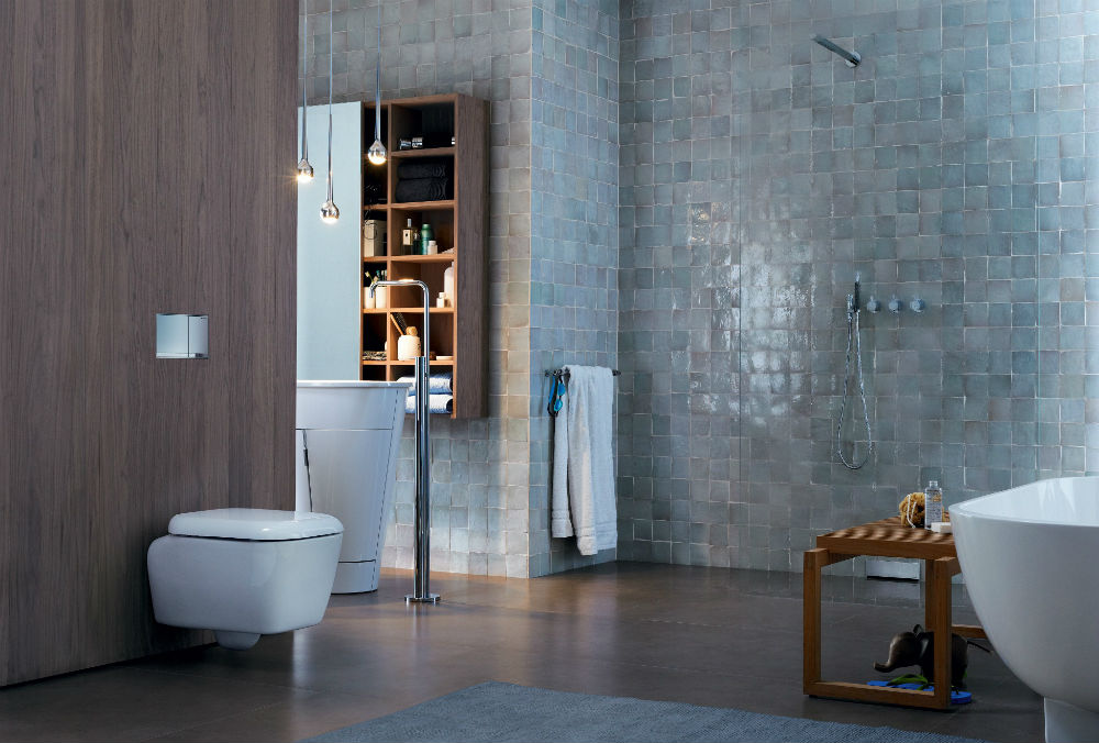 Banyolarda Minimalist Bir Dizayn: Geberit Sigma60