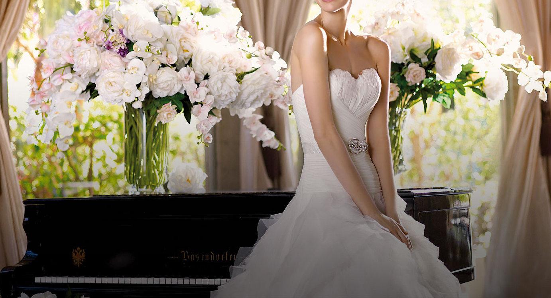 Vakko Wedding Marchesa 2013 Gelinlik Koleksiyonu