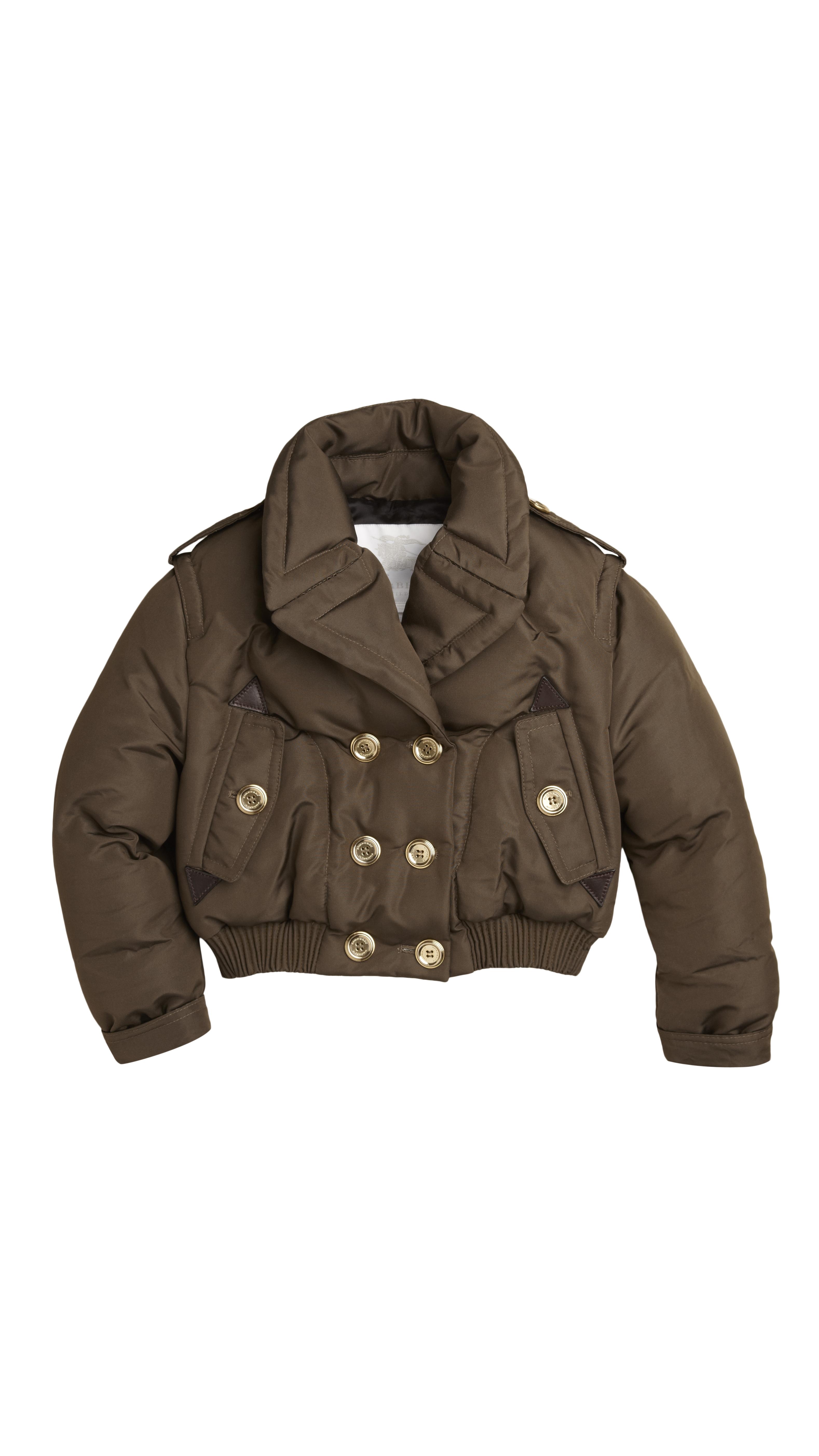 Burberry Çocuk Giyim 2012-2013 Sonbahar-Kış Koleksiyonu