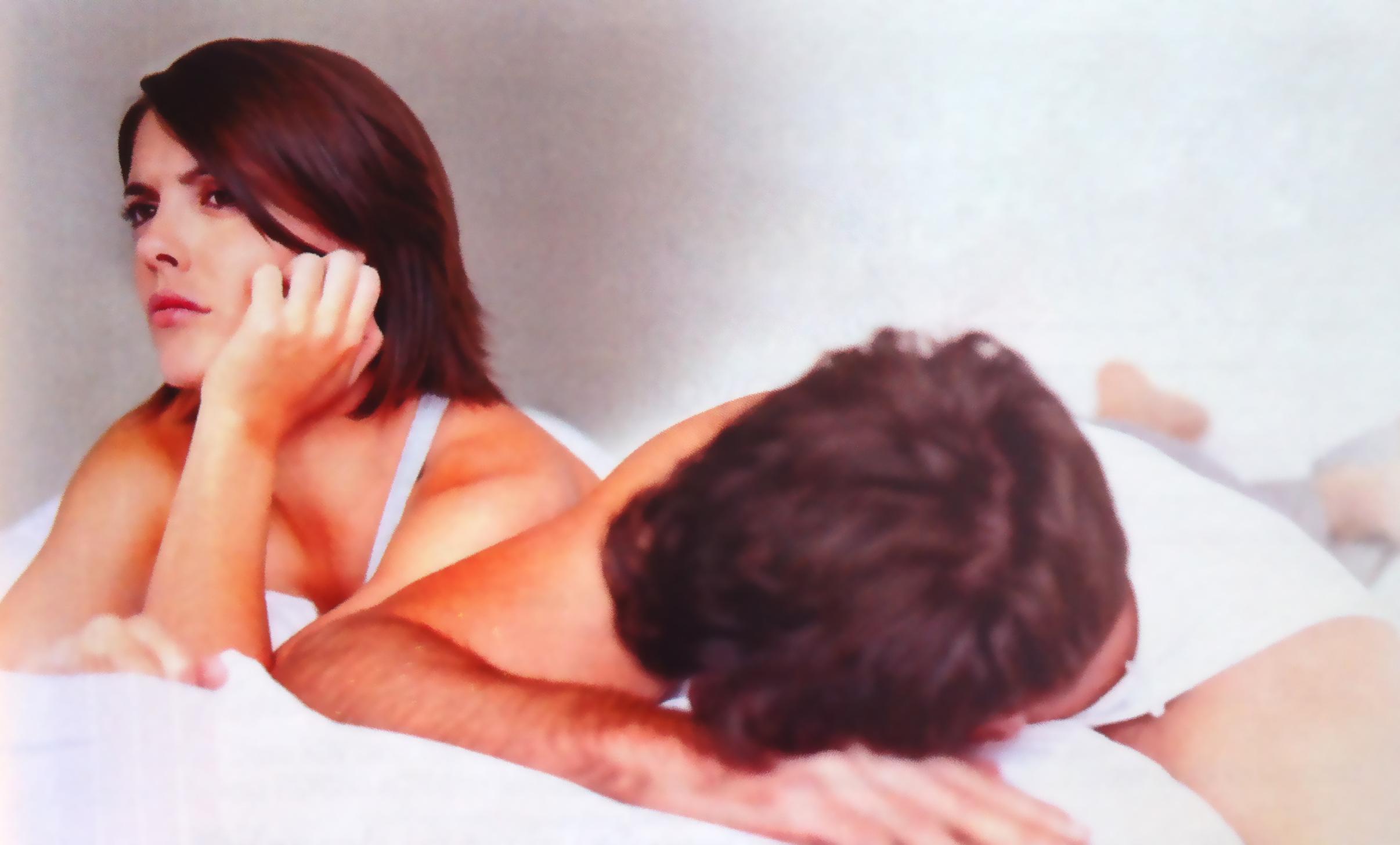 Муж не хочет жену после родов причины угасания страсти