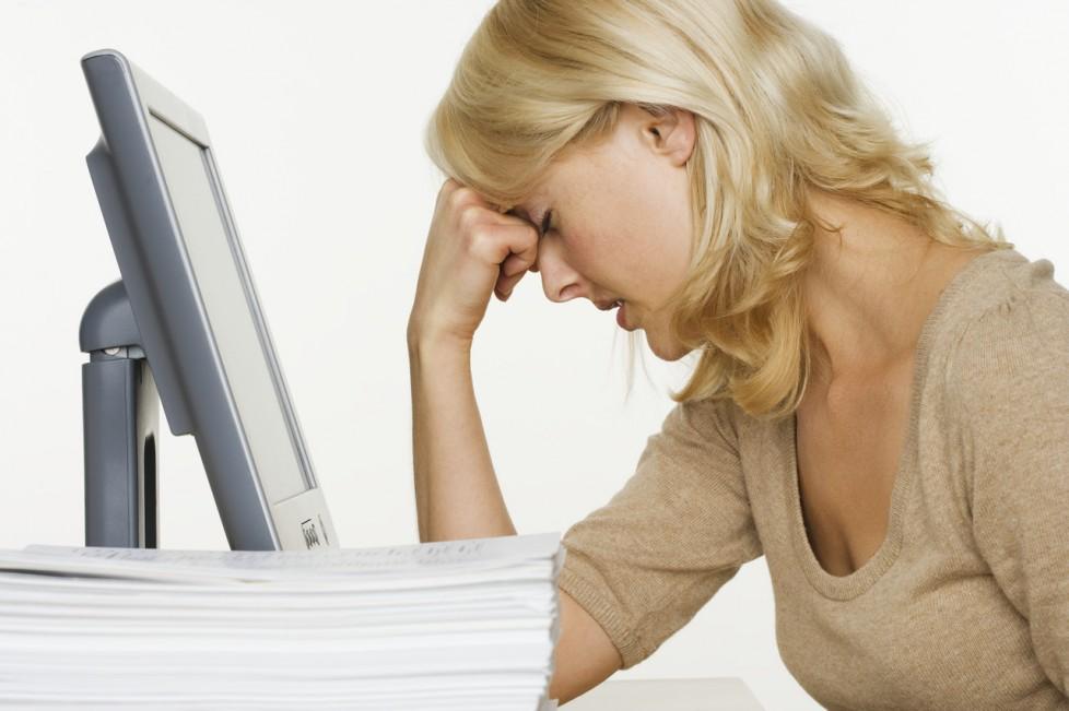 Aşırı Stres İş Başarısını Tehdit Ediyor