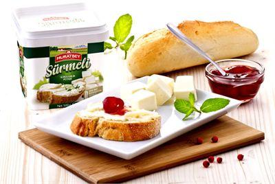 Muratbey'den Tuzsuz Peynire Lezzetli Alternatif