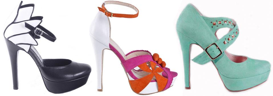 Bahara Özel Topuklu Ayakkabı Modelleri